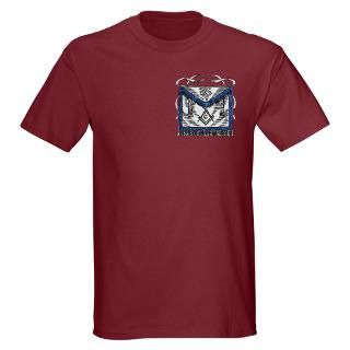 Masonic Apron Organic Mens Fitted T Shirt