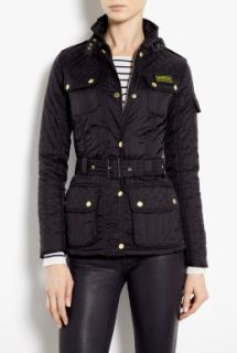 Barbour  Milbrook Mixed Quilted Panel Jacket by Barbour