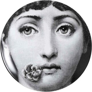 wall plate   FORNASETTI   Home accessories   Shop Home   Home