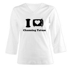 Love Channing Tatum Long Sleeve Ts  Buy I Love Channing Tatum Long