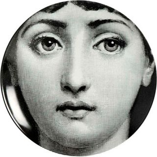 wall plate   FORNASETTI   Home decor   Decorative accessories