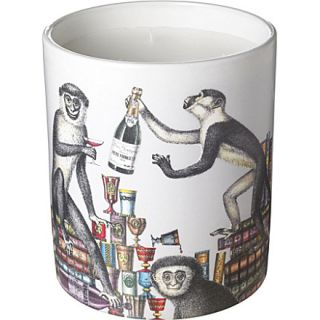 Scimmie large candle   FORNASETTI   Gifts   Candles & home fragrance