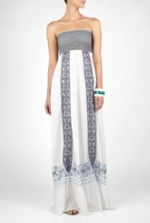 ALICE by Temperley  Aline smocked bust maxi dress by Alice By Temperley