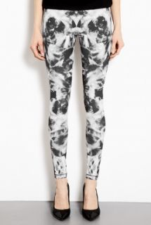 McQ Alexander McQueen  Mirrored Iris Printed Legging by McQ