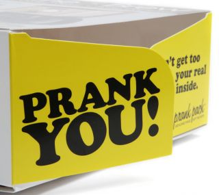 Prank Pack Fake Gift Boxes