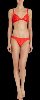 Deborah Marquit French Lace Bikini