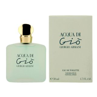 Acqua Di Gio for Women by Giorgio Armani   eau de Toilette Spray   1.7