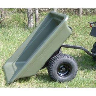 zzz2011Swisher 20 Cu Ft ATV Poly Dump Cart