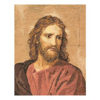 Bucilla Counted Cross Stitch Kit   Jesus Christ at 33