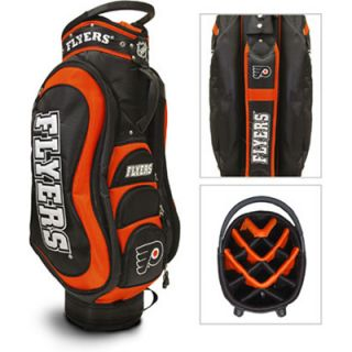 Philadelphia Flyers Medalist Cart Golf Bag