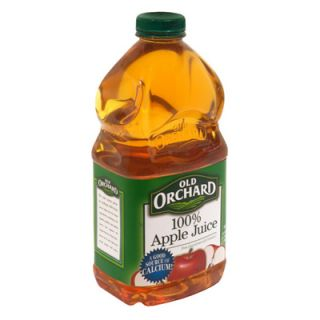 Old Orchard 100% Apple Juice   1 Bottle (64 fl oz)
