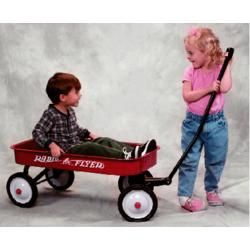 Radio Flyer Traditional Red Wagon