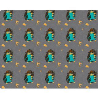 Childrens/Kids Phineas And Ferb Fleece Blanket/Bed Throw