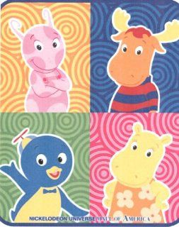 Backyardigans Fleece Blanket: Home & Kitchen