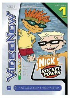Nick Rocket Power All About Sam & Half Twister Movies