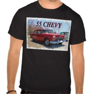 55 Chevy T Shirts