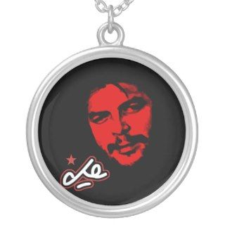 Che Guevara Red face customizable Custom Jewelry