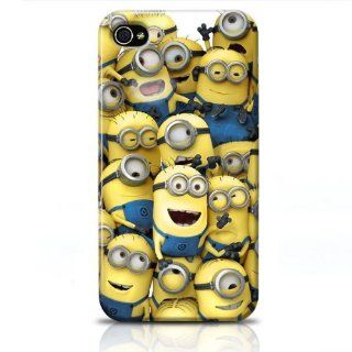 iphone 4 / 4s hülle Minions Despicable me: Elektronik
