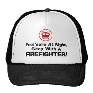 Funny Firefighter Hats