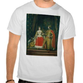 Queen Victoria and Prince Albert Tshirts