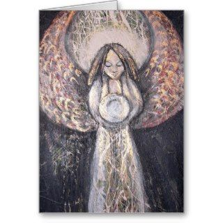 Angel   Healing Light CARD