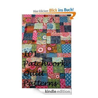101 American Patchwork Quilting Patterns eBook: Overton Publishing