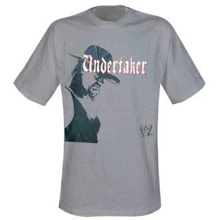 WWE   T Shirt Undertaker Hat (in XXL): Sport & Freizeit