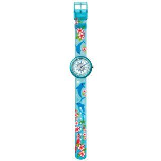 Flik Flak Watches Mädchen Armbanduhr Funny Hours Pre School Girls