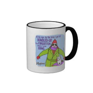 Maxine I Couldnt Care Less Coffee Mug