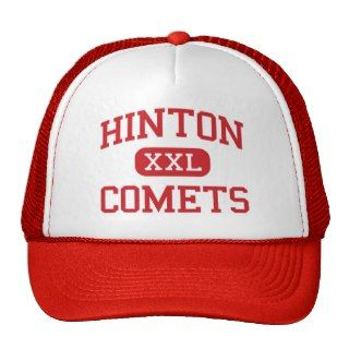 Hinton   Comets   High School   Hinton Oklahoma Trucker Hats