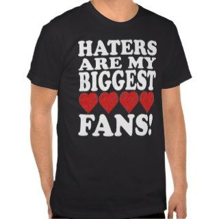 Love Haters Art Heart Cool Funny Remix Pt2 Shirt