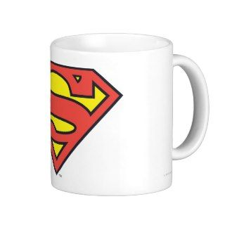 Superman Logo Mug