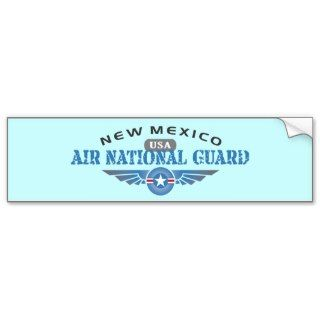 New Mexico Air National Guard Bumper Stickers