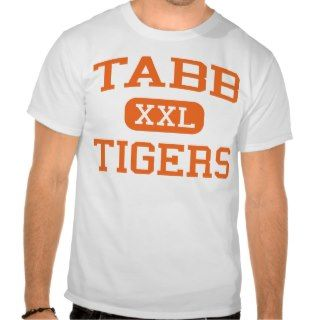 Tabb   Tigers   high school   Hampton Virginia Tshirt