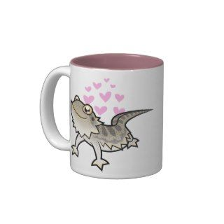 Bearded Dragon / Rankin Dragon Love Mug