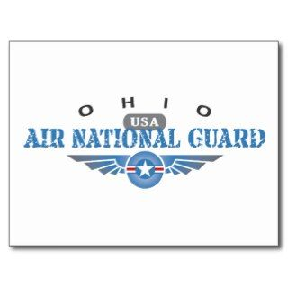 Ohio Air National Guard Post Cards