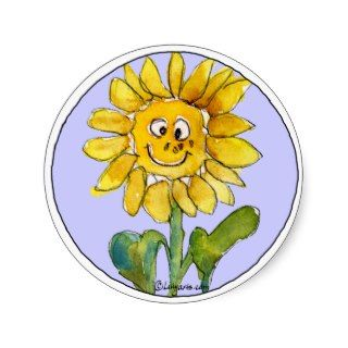 Sunflower Clipart Sticker 3