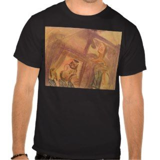 battaille de yhwh t shirt