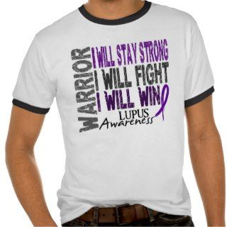 Lupus Warrior Shirts