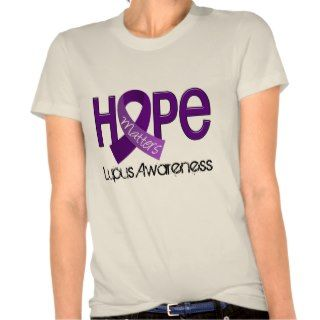 Hope Matters 2 Lupus Shirt