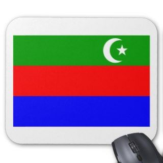 the State Makran, Pakistan Mouse Pad