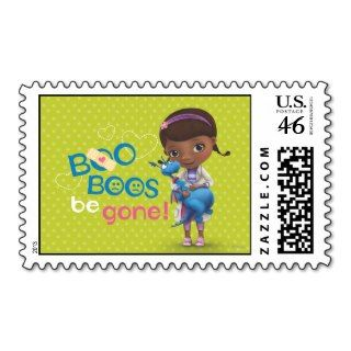 Doc McStuffins and Stuffy   Boo Boos Be Gone Stamp