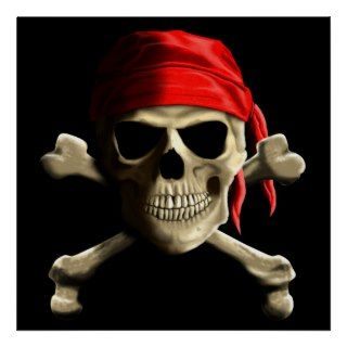 The Jolly Roger Print
