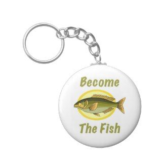 Become The Fish Kids Funny Fishing T Shirt