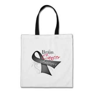 call attention to the importance of supporting brain cancer awareness