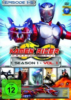 Kamen Rider Dragon Knight   Season 1, Vol. 1 Episode 1 5: