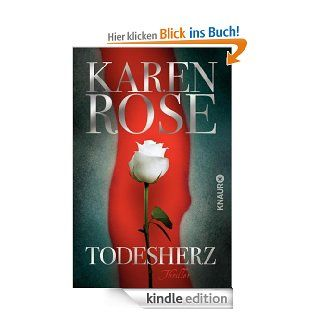 Todesherz: Thriller eBook: Karen Rose, Kerstin Winter: