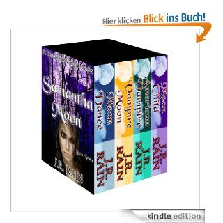 Samantha Moon: First Four Novels eBook: J.R. Rain: Kindle