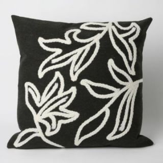 Liore Manne Windsor Charcoal Pillow Set   Decorative Pillows at