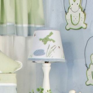 Brandee Danielle One Little Froggie Lampshade   Nursery Decor at